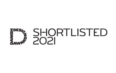 Nomotec er udtaget Danish Design Award 2021